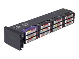 Tandberg Data 12-Slot LH Upgrade Magazine for 224 1X12 2U Autoloader, 1014765, 6710071, Tape Automation