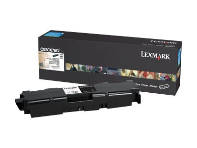 Lexmark Waste Toner Bottle for C935 Series, X940e & X945e Printers, C930X76G