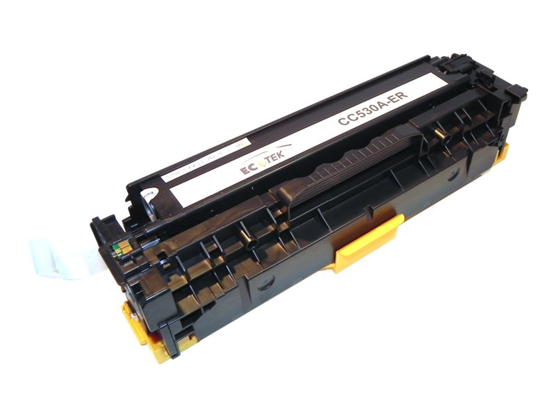 Ereplacements CC530A Black Toner Cartridge for HP LaserJet CM2320, CC530A-ER