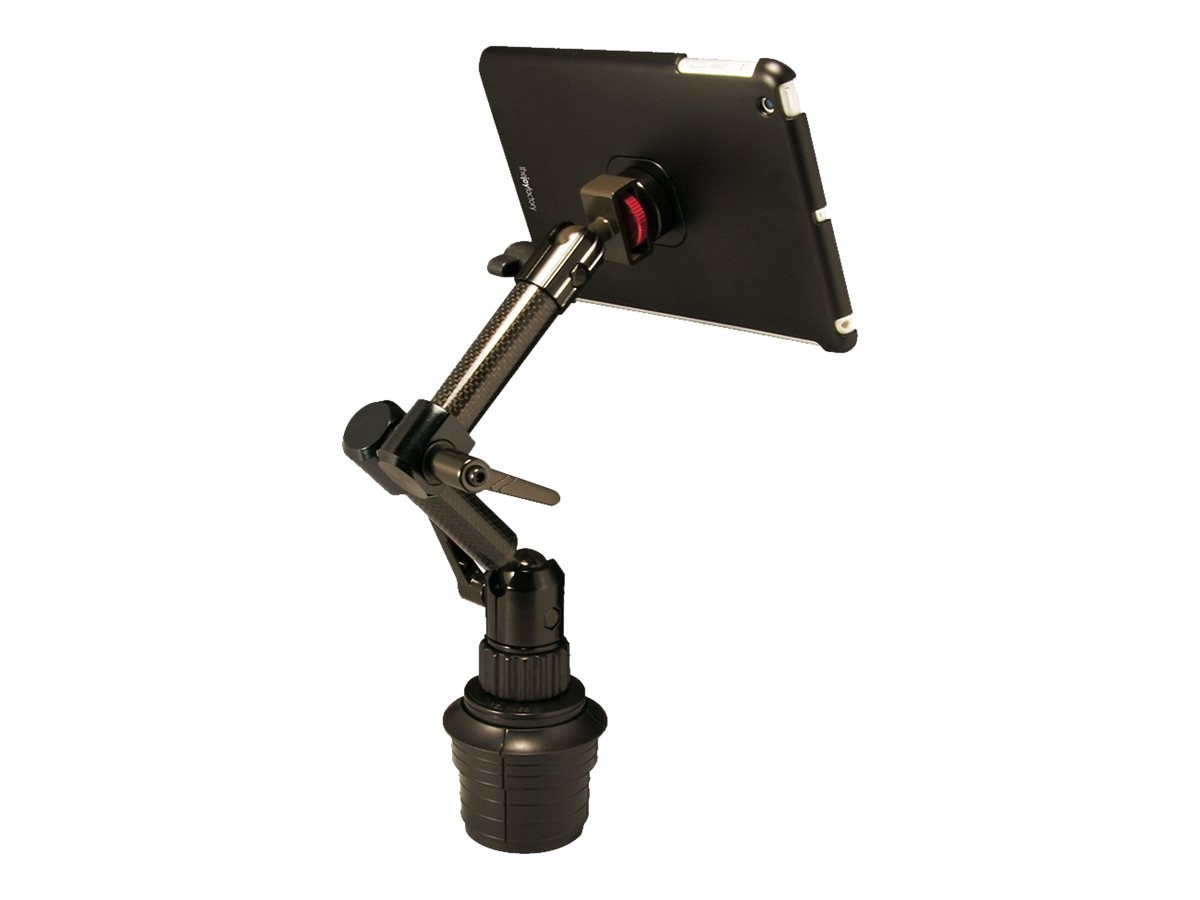 Joy Factory MagConnect Cup Holder Mount for iPad Air 2, MMA308, 21016255, Stands & Mounts - AV