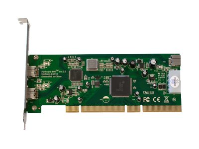 Global Marketing Partners Firebiard 800 V.3  64BIT 1394B PCI Adapter