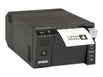 Epson TM-T70II U06 POS Thermal Printer w  Edge, C31CD38A9991