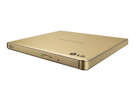 LG 8X DVD-RW MDisc Slim USB External Drive, GP65NG60, 17922984, DVD Drives - External