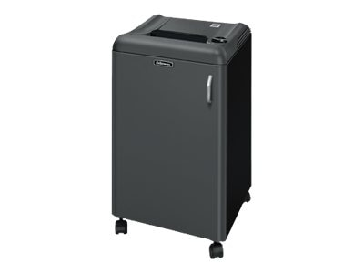 Fellowes Fortishred 2250C Cross-Cut Shredder, 20 Gallon Bin, 12-14 Sheet Capacity, Black