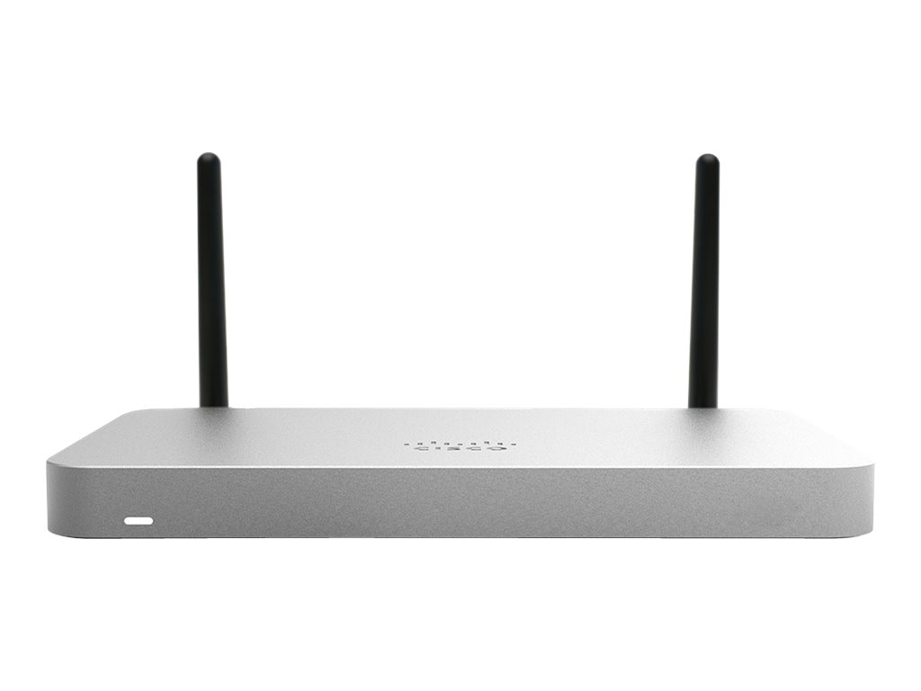 Cisco Meraki MX65W Cloud Managed Security Appliance with 11AC, MX65W-HW, 31493506, Network Security Appliances