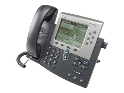 Cisco Unified IP Phone 7962G SCCP, SIP VoIP