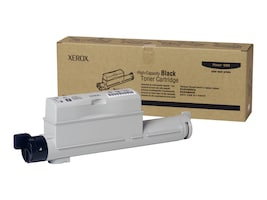 Xerox Black High Capacity Toner Cartridge for Phaser 6360, 106R01221, 7438144, Toner and Imaging Components