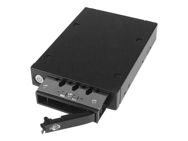 StarTech.com Mobile Rack Backplane for 2.5 SATA SAS Drive, SATSASBP125, 21163554, Drive Mounting Hardware