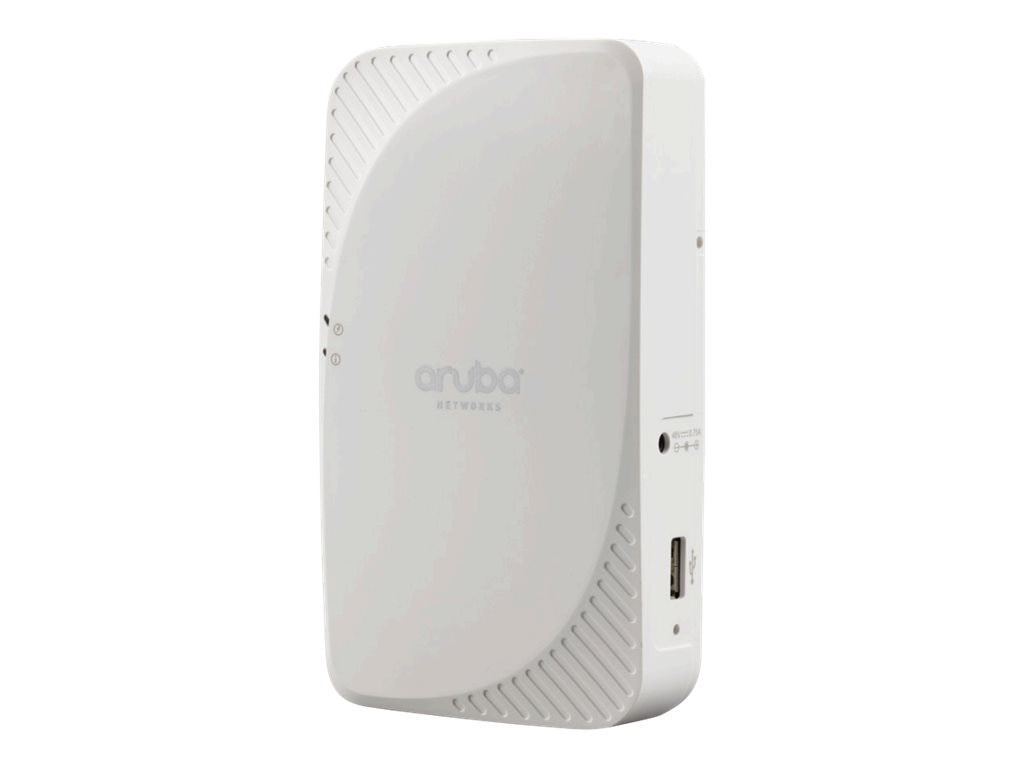 Aruba Networks AP-205H Wireless AP, Hospitality, 802.11ac, 2x2:2, dual-radio, Int. Antennas - Rest of World