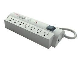 APC Network SurgeArrest, 1680 Joules, (7) 5-15R Outlets, 6ft Cord, NET7, 1611, Surge Suppressors