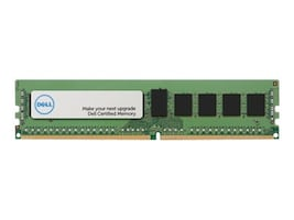 Dell 32GB PC4-19200 288-pin DDR4 SDRAM RDIMM for Select PowerEdge, Precision Models, SNPCPC7GC/32G, 32105464, Memory