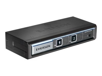 Avocent SV220H Desktop KVM, 2-port, HDMI, Audio, SV220H-001, 24347973, KVM Switches