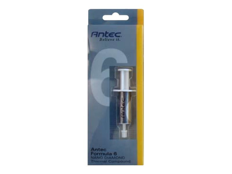 Antec Nano Diamond Thermal Compound, FORMULA 6, 12350403, Cooling Systems/Fans