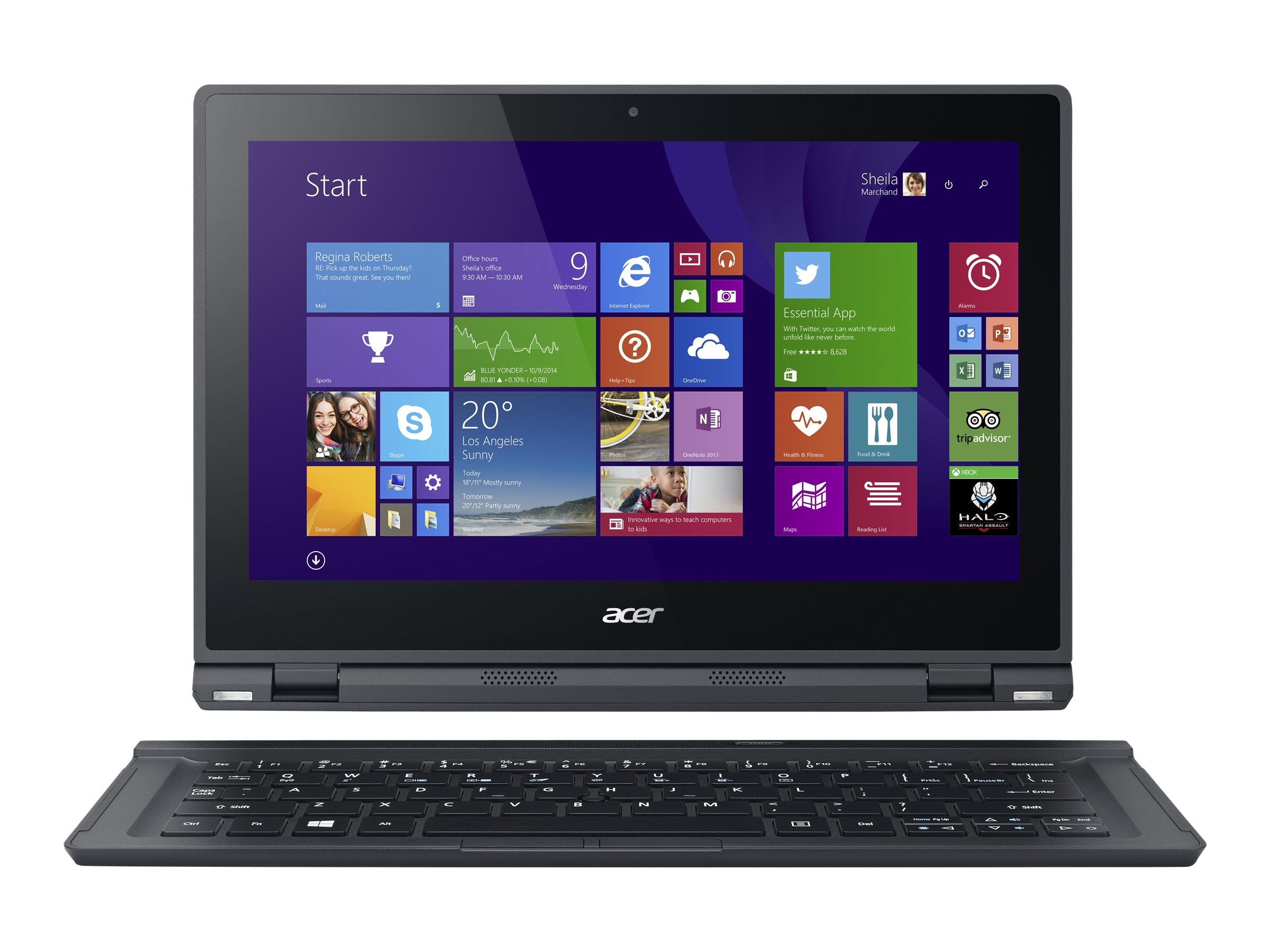 Acer NT.L7FAA.007 Image 7