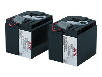 APC Replacement Battery #11, for select SU1400RMXL, SU2200, SU2200RM, SU3000, SU3000RM Models, RBC11