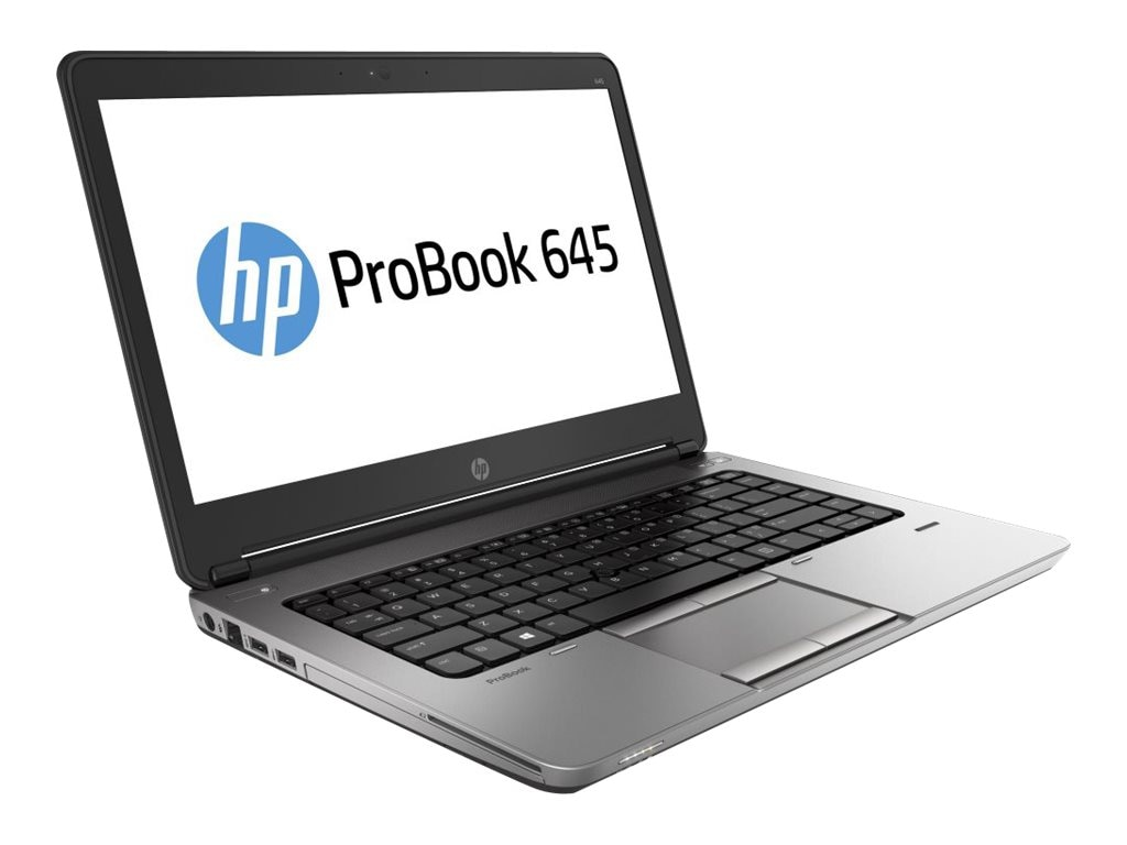 HP ProBook 645 G1 2.1GHz A8 Series 14in display, F2R09UT#ABA