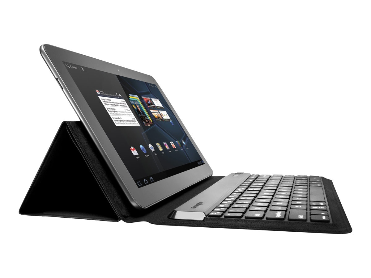 Kensington KeyFolio Expert Folio & Keyboard for Android Tablets