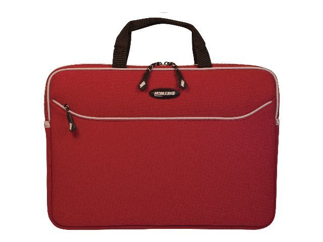 Mobile Edge SlipSuit for 17 MacBook Pro Edition - Red, MESSM7-17, 7890632, Carrying Cases - Notebook