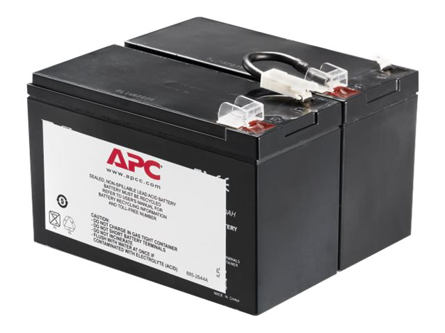 APC Replacement Battery Cartridge #109 for BN1250, BR1200, BR1500 models, APCRBC109, 9244790, Batteries - Other