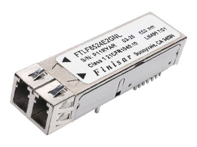 Finisar 850NM Oxide VCSEL 1X 2X 4X FC 4.25Gbps, FTLF8524E2GNL
