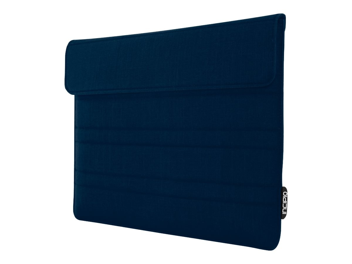 Incipio Delta Protective Padded Sleeve for iPad Pro 12.9, Navy