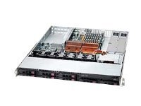Supermicro Barebones Superserver SYS-1025W-URB, SYS-1025W-URB, 8640918, Barebones Systems