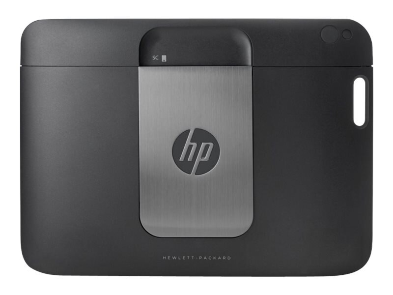HP Smart Buy ElitePad Security Jacket w  Smart Card Reader, E5S90UT