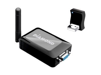 Diamond Multimedia Multimedia VStream Wireless USB
