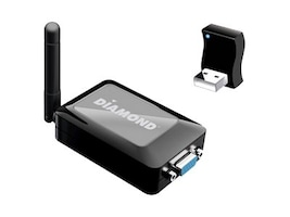 Diamond Multimedia Multimedia VStream Wireless USB, WPCTVPRO, 15689306, Wireless Adapters & NICs