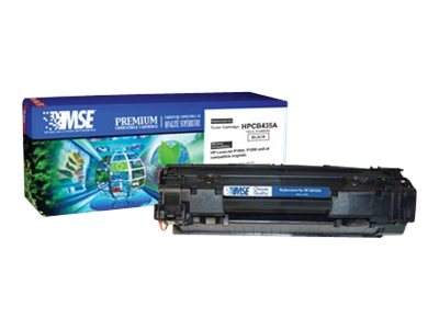 CB435A Black Toner Cartridge for HP Canon