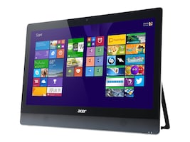 Acer Aspire U5-620 AIO Core i5-4210M 2.6GHz 8GB 1TB HD4600 DVD SM GbE ac BT WC 23 FHD MT W10H64, DQ.SUNAA.003, 31778659, Desktops - All-in-One