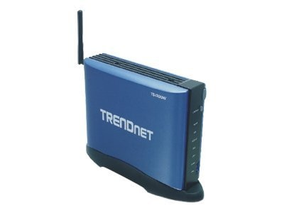 TRENDnet Storage Server USB 2.0 IDE 3.5 HD Bay 2 USB Wireless Network, TS-I300W, 7219275, Network Attached Storage