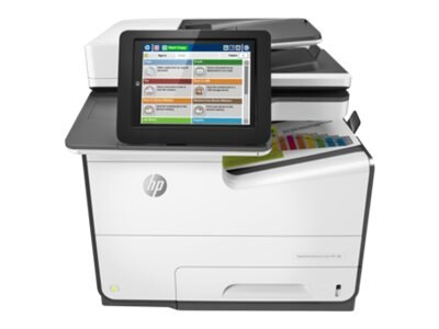 HP PageWide Enterprise Color MFP 586f ($2,299 - $690 Instant Rebate = $1,609 Expires 10 31), G1W40A#BGJ