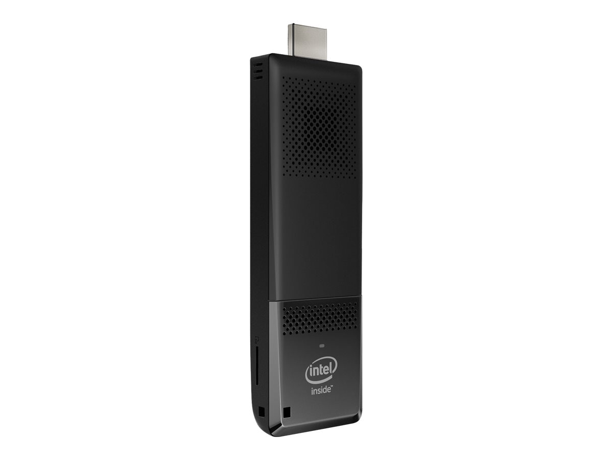 Intel Compute Stick Atom 32GB Win Sterling City, BOXSTK1AW32SC, 31400138, Desktops