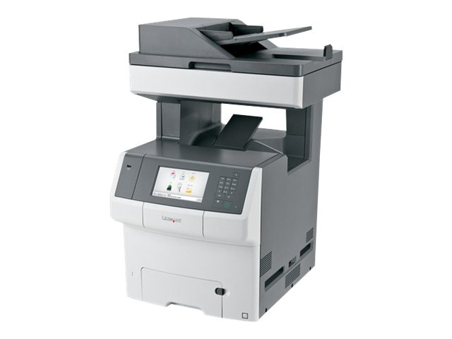 Lexmark X746de Color Laser MFP, 34T5011, 13934689, MultiFunction - Laser (color)