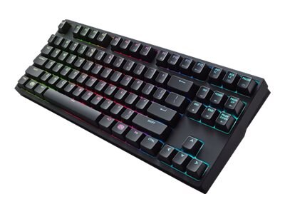 Cooler Master MasterKeys Pro S, Brown, SGK-6030-KKCM1-US