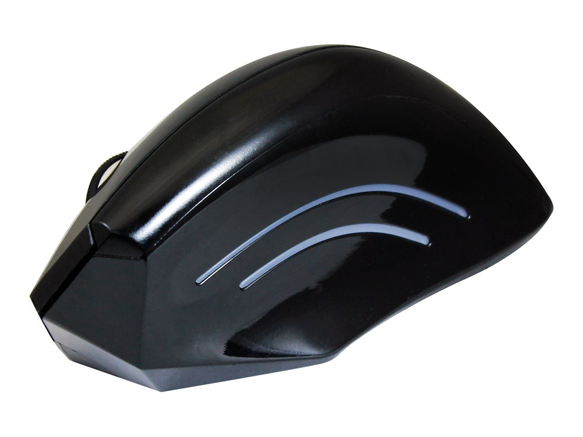 Adesso iMouse E20 Wireless Vertical Ergonomic Laser Mouse, IMOUSE E20