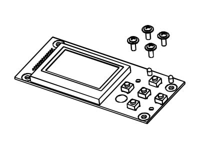 Datamax-O'Neil LCD Assembly Kit Pro Model, DPR78-2850-01