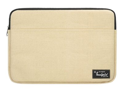 Incipio Rickhouse Padded Burlap Sleeve for MacBook Air 13, Natural