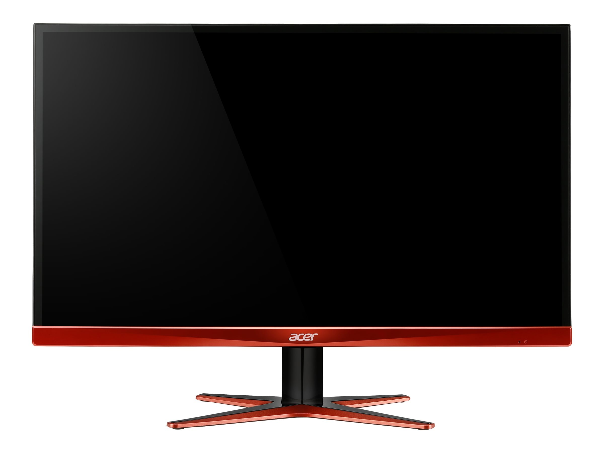 Acer 27 XG270HU omidpx WQHD LED-LCD Monitor, Black Red, UM.HG0AA.001, 20658571, Monitors - LED-LCD