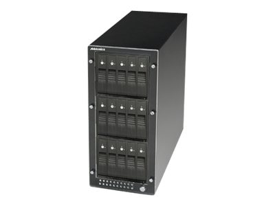 Addonics RT93SDEU3 15-Bay 3Gb s eSATA USB 3.0 3.5 RAID 0 1 5 10 Enclosure, RT93SDEU3, 17039147, Hard Drive Enclosures - Multiple