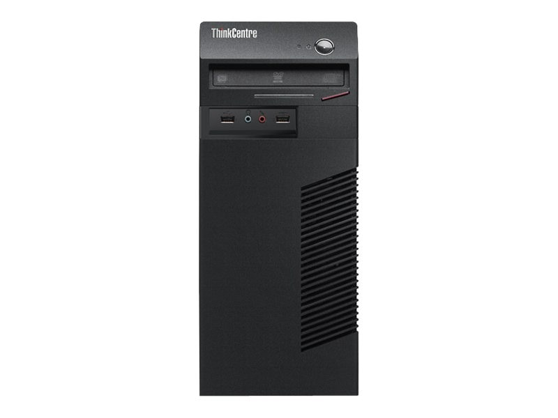 Open Box Lenovo ThinkCentre M73 MT Pentium DC G3240 3.1GHz 8GB 500GB IntelHD DVD SM GbE W7P64-W8.1P, 10B00017US, 31389098, Desktops