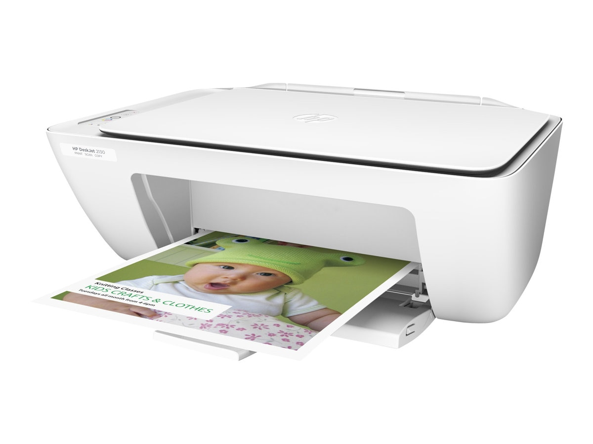 HP DeskJet 2130 All-in-One Printer, F5S40A#B1H, 29320198, MultiFunction - Ink-Jet