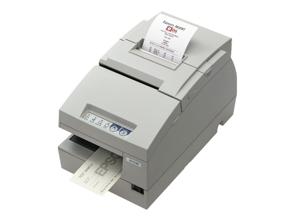 Epson TM-H6000III Parallel Multifunction Printer (No MICR), C31C625A8791, 7402088, Printers - POS Receipt