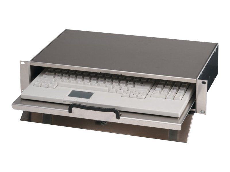Black Box Keyboard Compartment for 19 Racks, RM092