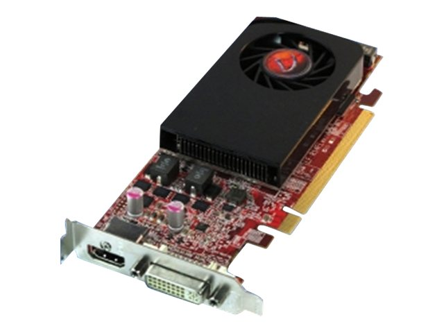 VisionTek 7750 PCIe Graphics Card, 1GB GDDR5