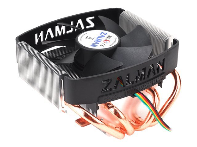 Zalman Silent CPU Cooler for ATX Case, CNPS8000B, 15422020, Cooling Systems/Fans