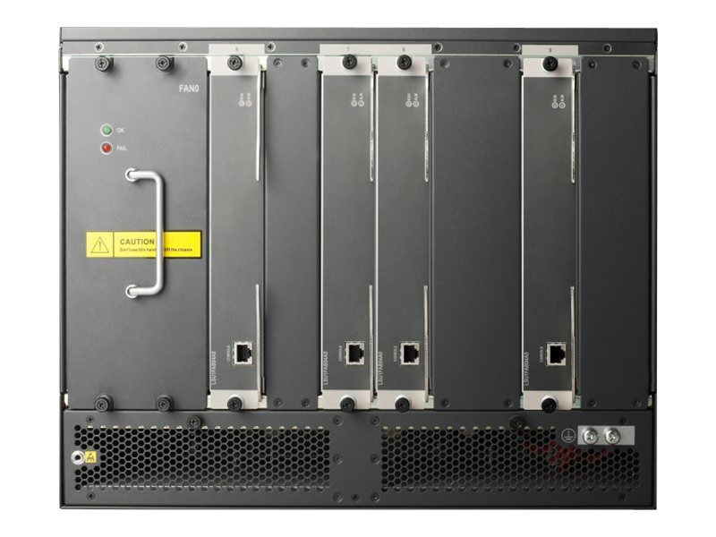HPE 10504 Switch Chassis, JC613A