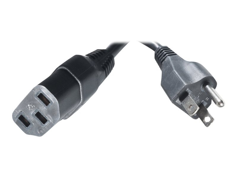 HPE Power Cord C13 to NEMA 5-15P, 1.9m