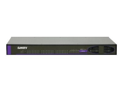 MRV MRV 16 Ports, Single AC, Secure Console Server, LX-4016T-001AC, 16433265, Remote Access Servers